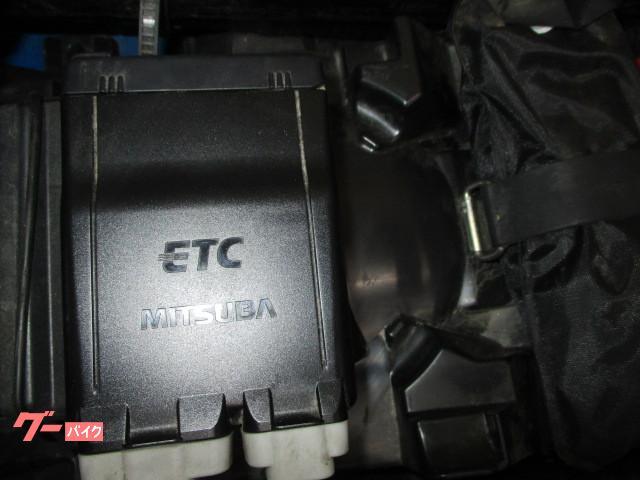 スズキ GSR250S 分離型ETC メットホルダー付き ワンオーナー車の画像(大阪府