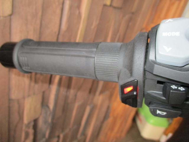 スズキ GSX-S1000F グリップヒーター 分離型ETC  純正ロングスクリーン付きの画像(大阪府