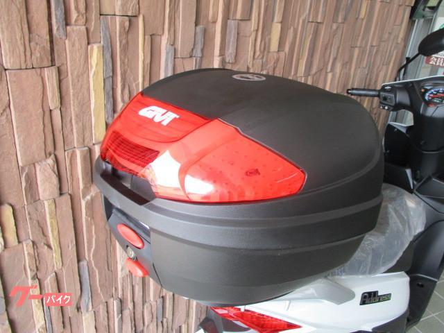 スズキ アドレス110 最新モデル 30LGIVI製テールボックス付きの画像(大阪府