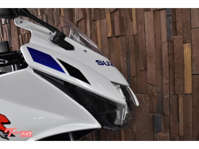 スズキ GSX-R125 2020年最新モデル ゴールドキャリパー ハザードスイッチ付きの画像(大阪府