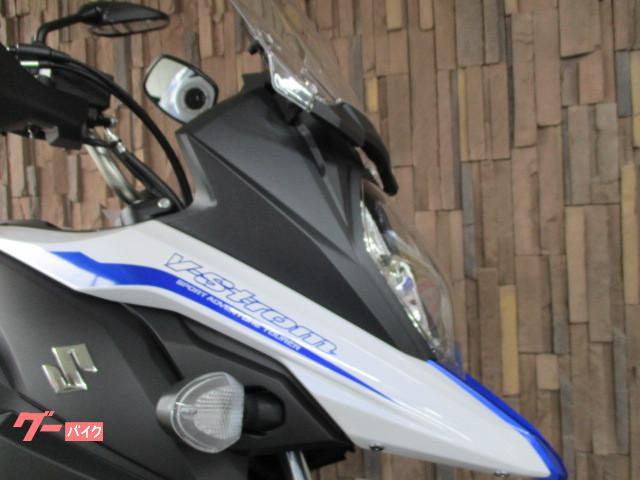 スズキ V-ストローム650XT ABS トラクションコントロール付2019年モデルの画像(大阪府