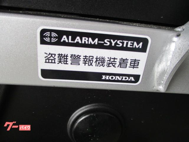 ホンダ クロスカブ110 2019年式純正アラーム クランクシャフトサポートアダプター付の画像(大阪府