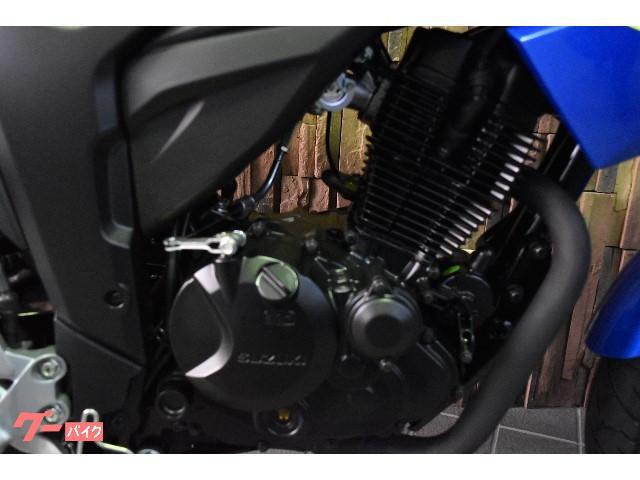 スズキ GIXXER 150 丸目ヘッドライト仕様の画像(大阪府