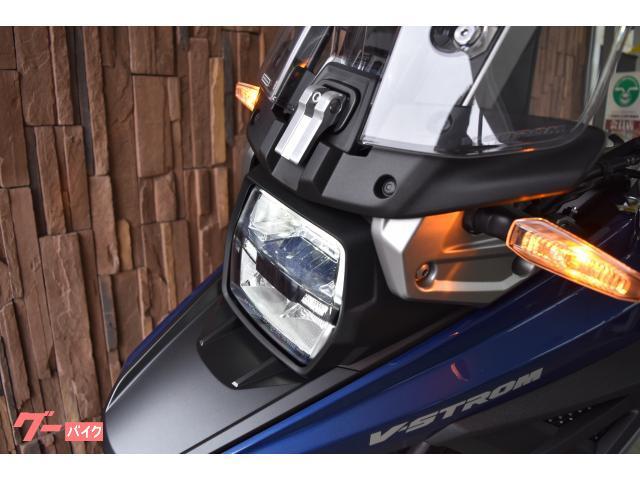 スズキ V-ストローム1050XT 最新モデル ヘリテージスペシャルの画像(大阪府