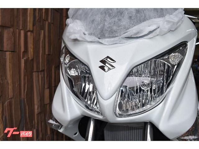 スズキ バーグマン200 ABS付き 2021年M1モデルの画像(大阪府