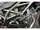 スズキ SV650X ABS 2021年最新モデル シャンパンゴールドフレームの画像(大阪府