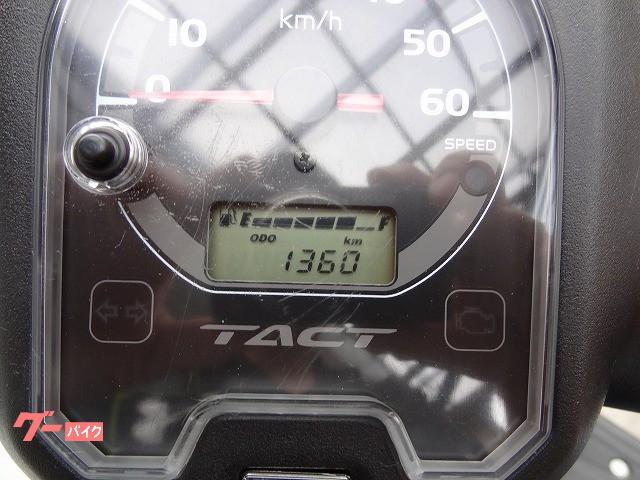 ホンダ タクト・ベーシック 1オーナー車の画像(兵庫県