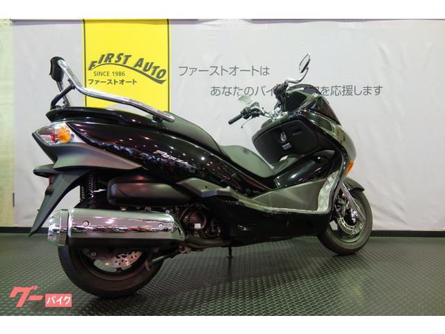 ホンダ フォルツァ・Z グラブバー MF10型の画像(大阪府
