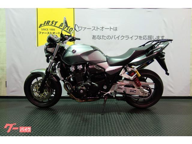 ホンダ CB1300Super Four TSRマフラー キャリアの画像(大阪府