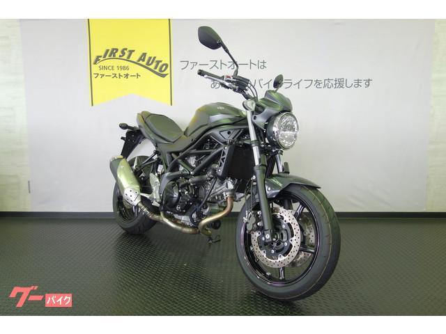 スズキ SV650の画像(大阪府