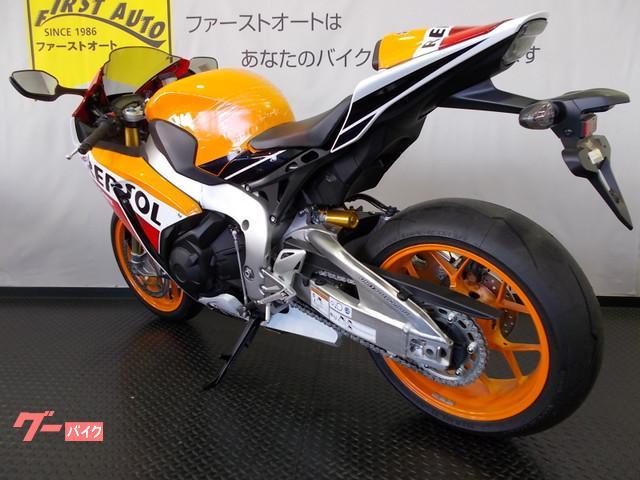 ホンダ CBR1000RR レプソルカラー逆車フルパワーの画像(大阪府