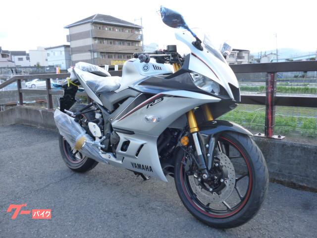 ヤマハ YZF-R3 2020年モデルの画像(大阪府