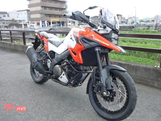 スズキ V-ストローム1050XTの画像(大阪府