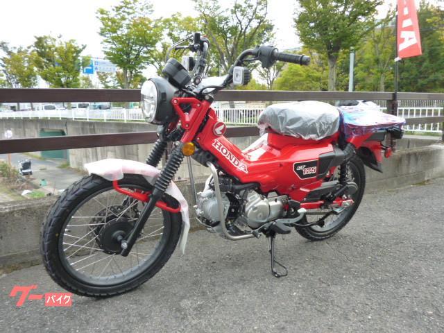 ホンダ CT125ハンターカブ 2020年モデル 国内正規の画像(大阪府