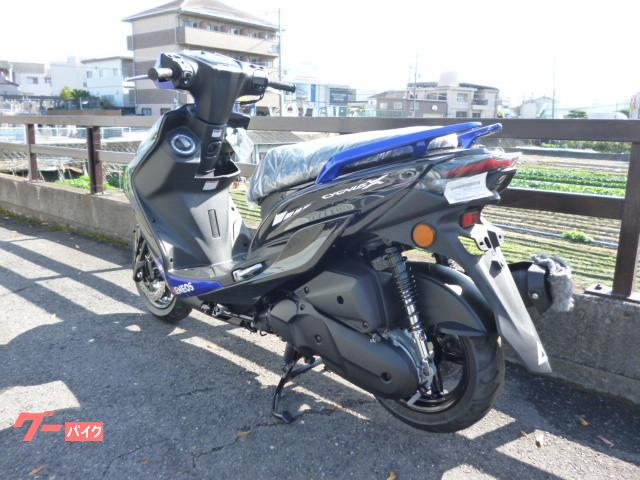 ヤマハ シグナスX 2021年モデル モンスターエナジーMotoGPエディションの画像(大阪府