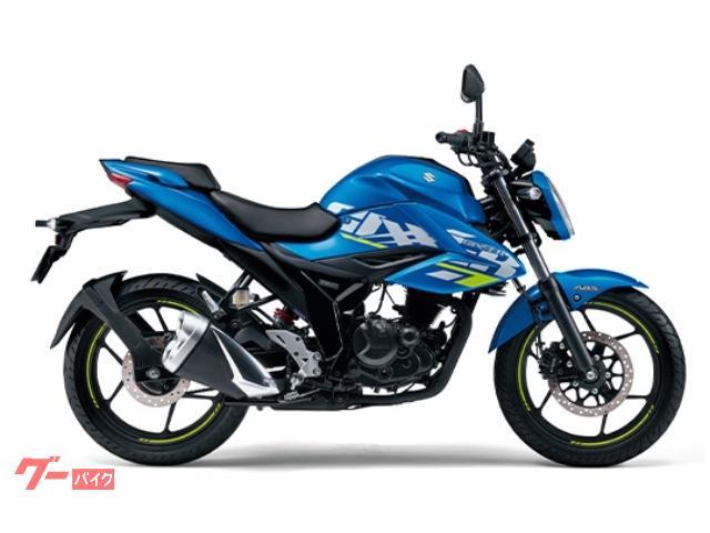 GIXXER 150 2021年モデル
