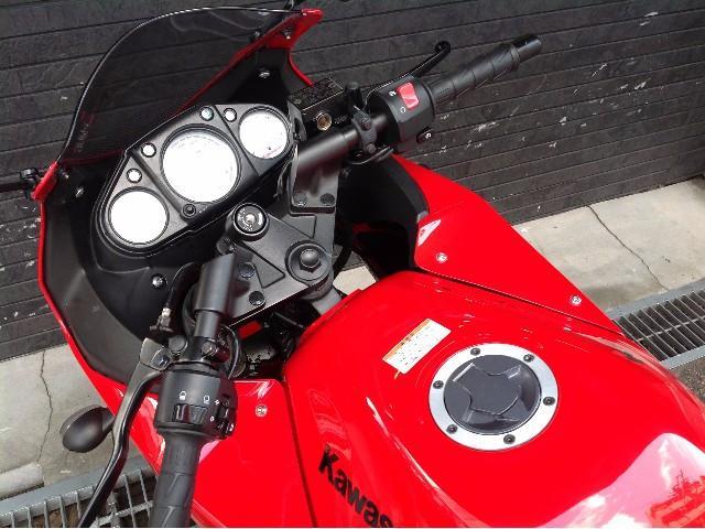 カワサキ Ninja 250R フェンダーレスの画像(大阪府