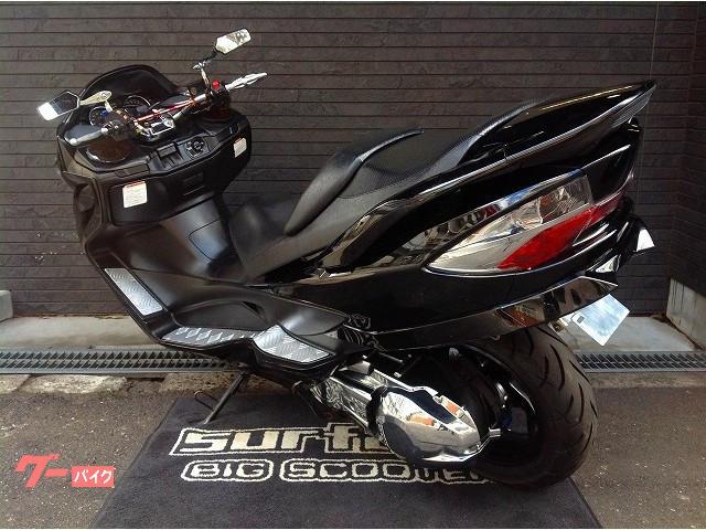 スズキ スカイウェイブ250 タイプM T-SHIFT 2スピーカー 別体型ETCの画像(大阪府