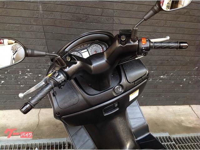 スズキ バーグマン200 リヤキャリア装備 スペアキー有の画像(大阪府