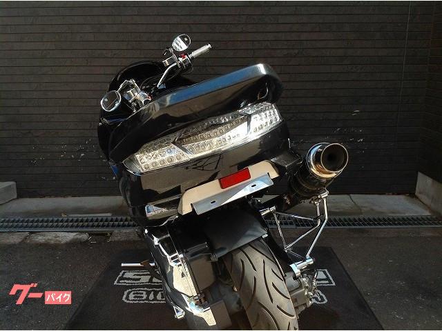 ヤマハ マジェスティ 4D9 エアロカスタム LEDテールの画像(大阪府