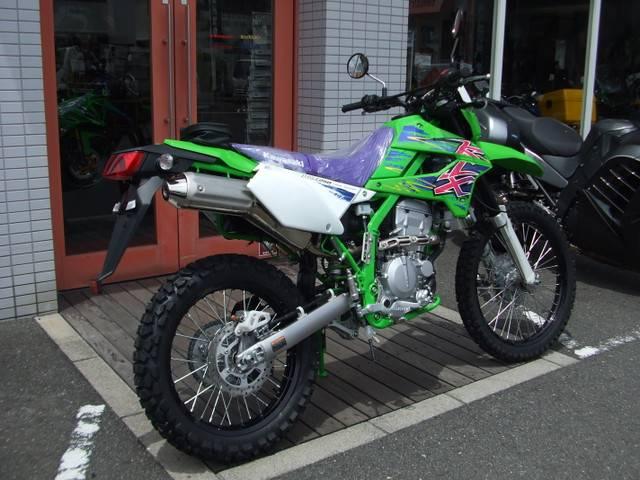 カワサキ KLX250 ファイナルの画像(大阪府