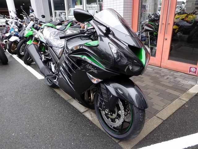 カワサキ Ninja ZX-14Rの画像(大阪府