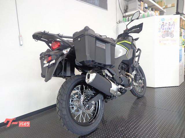 カワサキ VERSYSーX 250 ツアラーの画像(大阪府