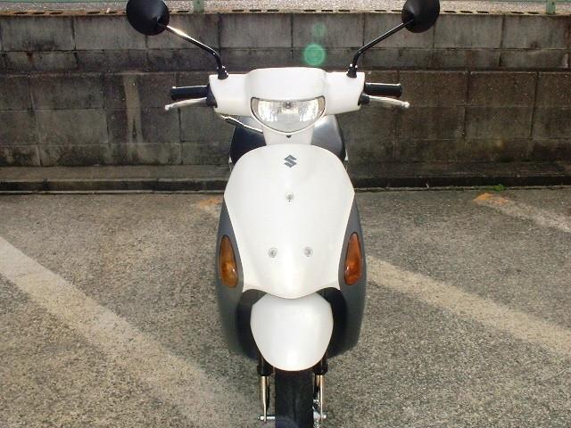 スズキ レッツ4 Fi 後期型の画像(大阪府