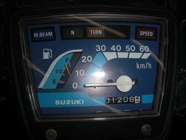 スズキ 4サイクルバーディー50の画像(大阪府