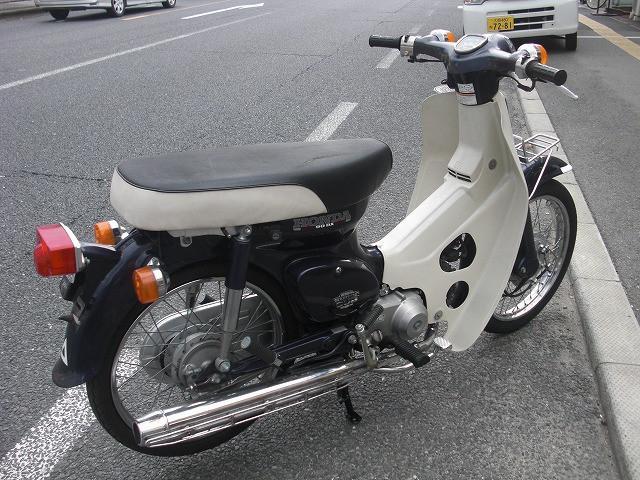 ホンダ スーパーカブ90DXの画像(大阪府