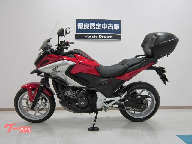 ホンダ NC750X DCT・優良認定中古車の画像(兵庫県