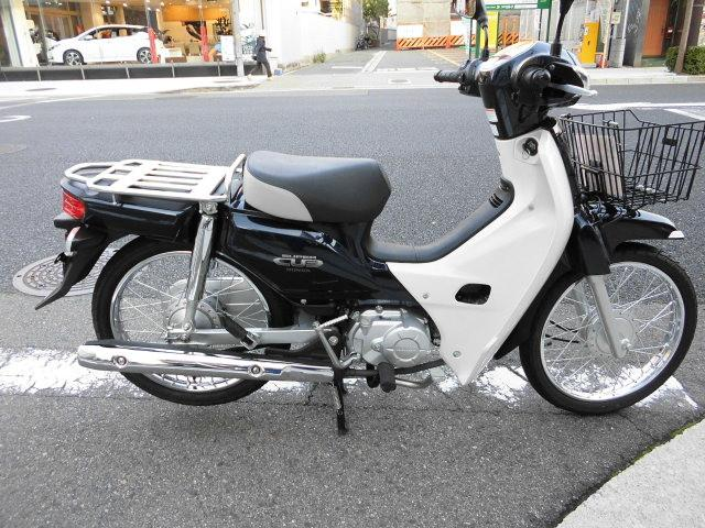 ホンダ スーパーカブ110の画像(大阪府