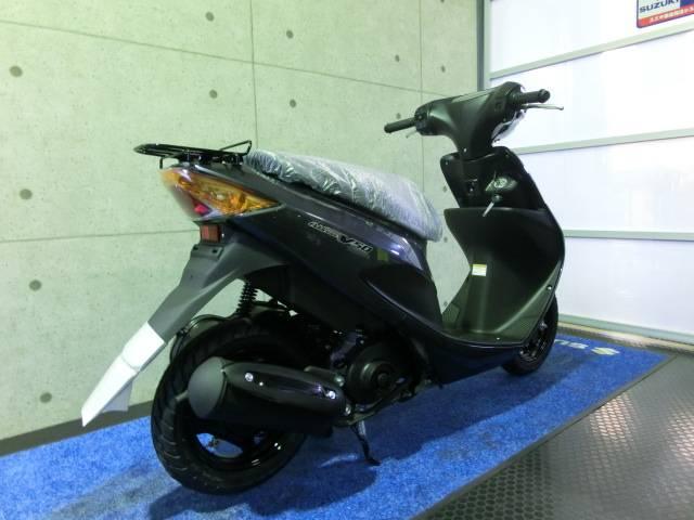 スズキ アドレスV50 モデル グレーの画像(大阪府