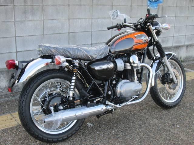 カワサキ W800 ファイナルエディションの画像(兵庫県