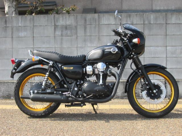 カワサキ W800 Special  Editionの画像(兵庫県