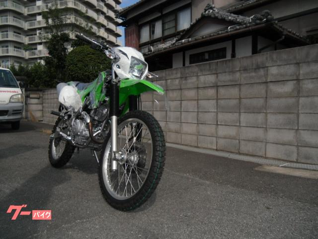 カワサキ KLX230の画像(兵庫県