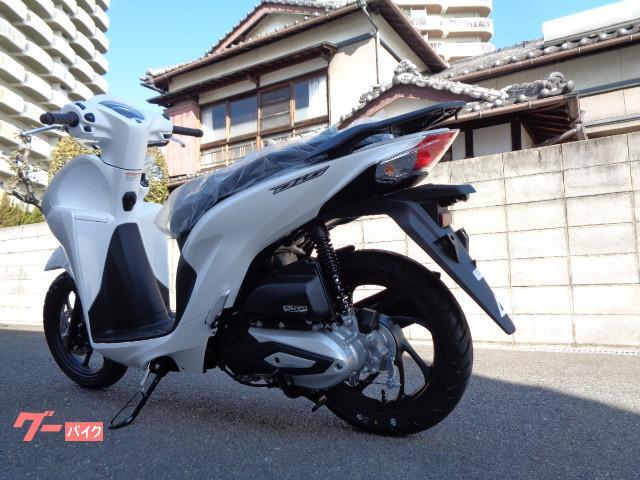 ホンダ Dio110 2021年モデルの画像(兵庫県