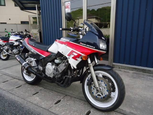 ヤマハ FZ750 改1000ccの画像(兵庫県