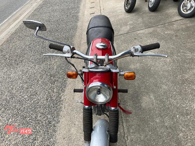 ホンダ CS90 ノーマルの画像(兵庫県