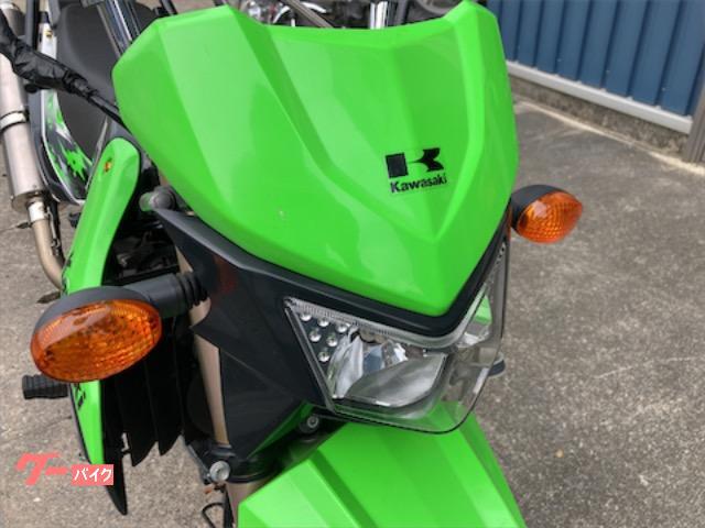 カワサキ KSR110 後期型 マフラー ハンドル クラッチ セル付き リヤBOX リヤフェンダーレス等多数改の画像(兵庫県