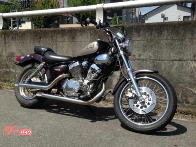 ヤマハ XV250ビラーゴ フラットハンドルの画像(大阪府