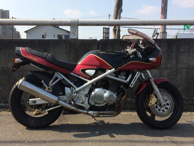 スズキ Bandit400LTD ノーマルの画像(大阪府