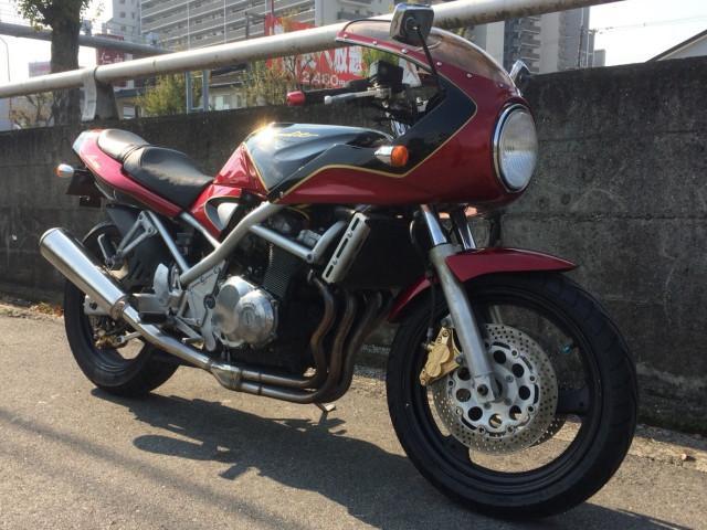 スズキ Bandit400LTDの画像(大阪府