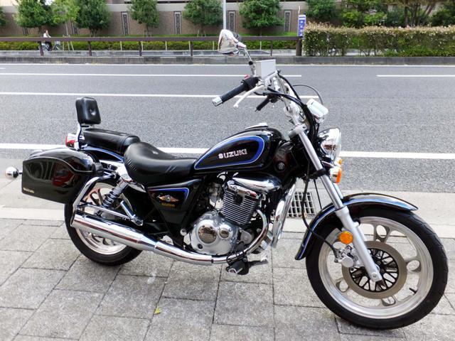 スズキ GZ125HSの画像(兵庫県