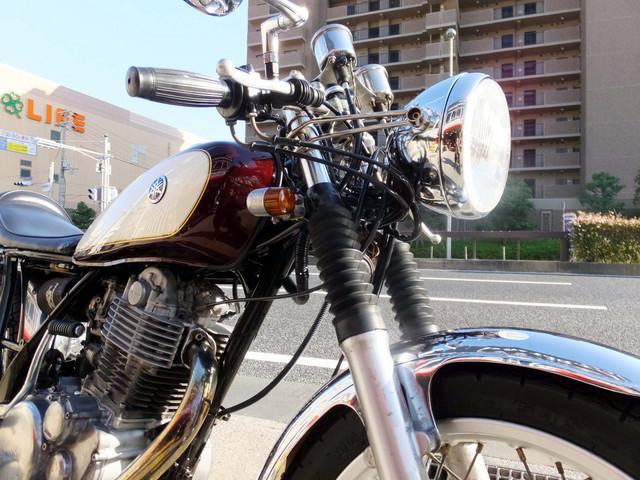 ヤマハ SR400 カスタムの画像(兵庫県