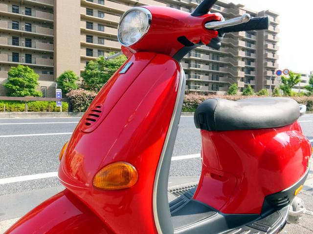 VESPA 50ET4の画像(兵庫県