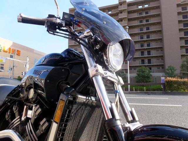 ヤマハ VMAX 逆車カスタムの画像(兵庫県