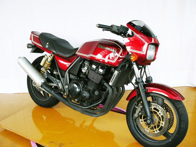 カワサキ ZRX400 マーク2カラー 99年モデル GOOバイク鑑定済車の画像(大阪府