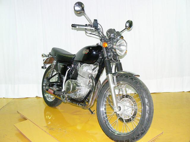 ホンダ CB400SS マフラー改 03年モデル GOOバイク鑑定済車の画像(大阪府