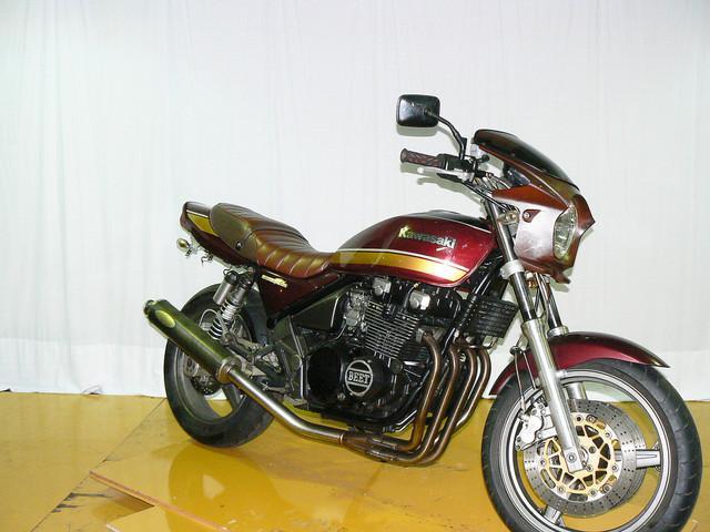 カワサキ ZEPHYRχ 00年モデル カスタム GOOバイク鑑定済車の画像(大阪府